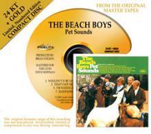 The Beach Boys - Pet Sounds 24k Gold CD