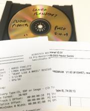 Linda Ronstadt-Heart Like a Wheel  PMCD Pre Master CD