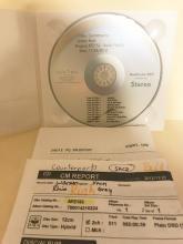 RUSH-Counterparts REDBOOK Stereo REF Disc