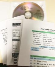 Elvis Presley-King Creole SACD Stereo Reference Disc