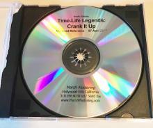 LEGENDS/Crank It Up-Various Artists  Mastered CD REF Disc