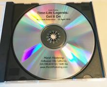 LEGENDS/Get It On-Various Artists  Mastered CD REF Disc