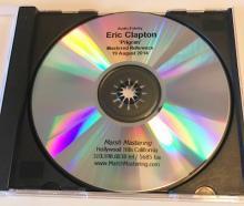 Eric Clapton-Pilgrim  SACD Mastered REF Disc