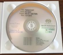 Eric Clapton's Rainbow Concert SACD DSD Reference DISC