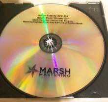 Grand Funk-Shinin' On SACD CHECK Disc Ref
