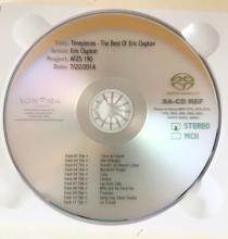 The Best of Eric Clapton-TIMEPIECES  SACD REF DISC