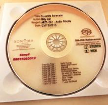 Billy Joel-Streetlife Serenade Mastered 4.0 SACD Ref Disc