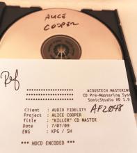 Alice Cooper-Killer HDCD REF DISC