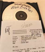 John Mayall w. Eric Clapton-Blues Breakers STEREO CD REF