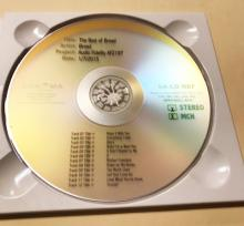 Bread-The Best of Bread Mastered stereo/Multi-Channel SACD REF Disc