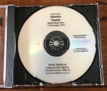 America  Hearts SACD DSD Check DISC