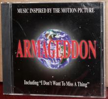 Armageddon OST  DCC CD Various Artists