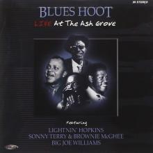 BLUES HOOT Live at the Ash Grove 1961