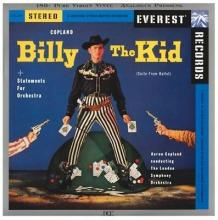 Billy The Kid - DCC LP  Aaron Copland and London Symphony Orchestra
