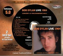 BOB DYLAN LIVE 1964 at Philharmonic Hall Bootleg #6 Multi-Channel