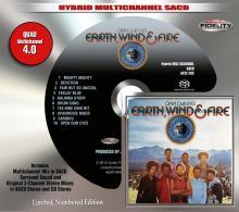 Earth, Wind & Fire :: Open Our Eyes