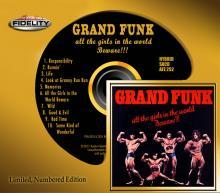 Grand Funk::all the girls in the world Beware!!!