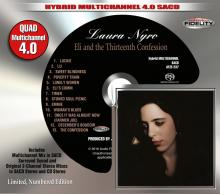 Laura Nyro Eli and the Thirteenth Confession 4.0 Quad SACD