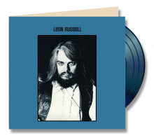 Leon Russell <> Leon Russell 180g Blue Vinyl