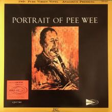 Portrait of Pee Wee DCC Vinyl Pee Wee Russell & Friends