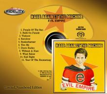 Rage Against The Machine EVIL EMPIRE SACD