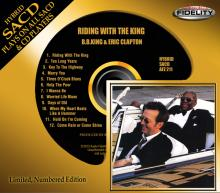 B.B. King & Eric Clapton::Riding With The King