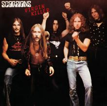 SCORPIONS::Virgin Killer