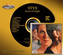 Styx  Pieces of Eight  SACD