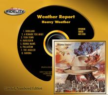 Weather Report  Heavy Weather SACD Audio Fidelity 2017