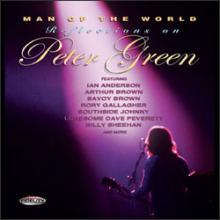 Man Of The World-Reflections on Peter Green Various Artists 2 LP Test