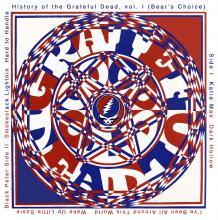 History of Grateful Dead BEAR's CHOICE LP Audio Fidelity