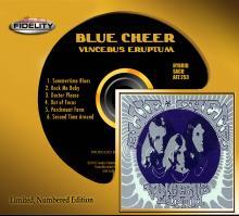 Blue Cheer  Vincebus Eruptum SACD Audio Fidelity