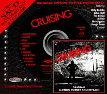CRUISING - Motion Picture Soundtrack -John Hiatt, Willy DeVille, Germs & more