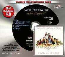 Earth, Wind & Fire  Head To The Sky  Multichannel