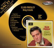 Elvis Presley <> King Creole <> SACD