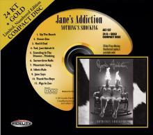 Jane's Addiction :: Nothing's Shocking :: 24k GOLD CD