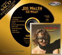 Joe Walsh :: So What