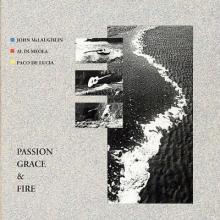 John McLaughlin-Al Di Meola-Paco De Lucia::PASSION GRACE & FIRE 180g Vinyl