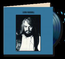 Leon Russell <> Leon Russell 180g Blue Vinyl