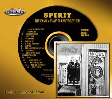 Spirit  The Family That Plays Together  SACD