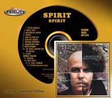 Spirit, Spirit SACD debut release