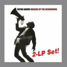 Bryan Adams Waking Up the Neighbours 2-LP