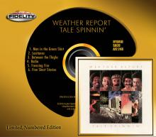 Weather Report Tale Spinnin' SACD